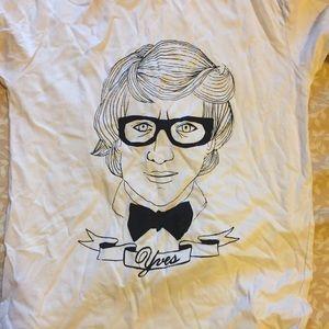 Deerdana Shirts - Deerdana Yves St. Laurent shirt.